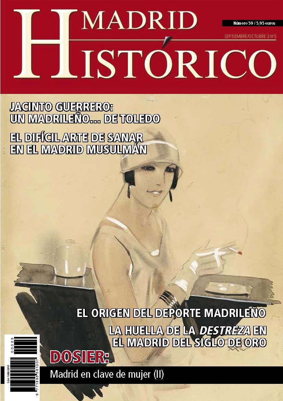 Portada Madrid Histórico 59