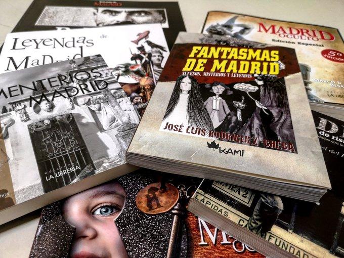 Las lecturas más terroríficas sobre Madrid