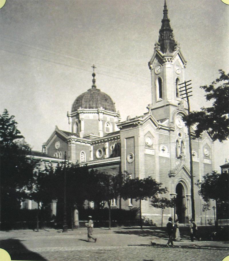 Iglesia del Buen Suceso, Madrid