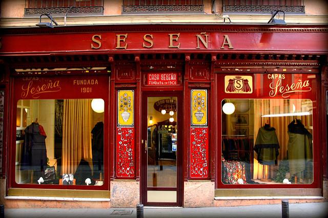 Capas Seseña, Madrid