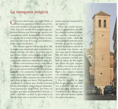 Leyendas de Madrid, libro