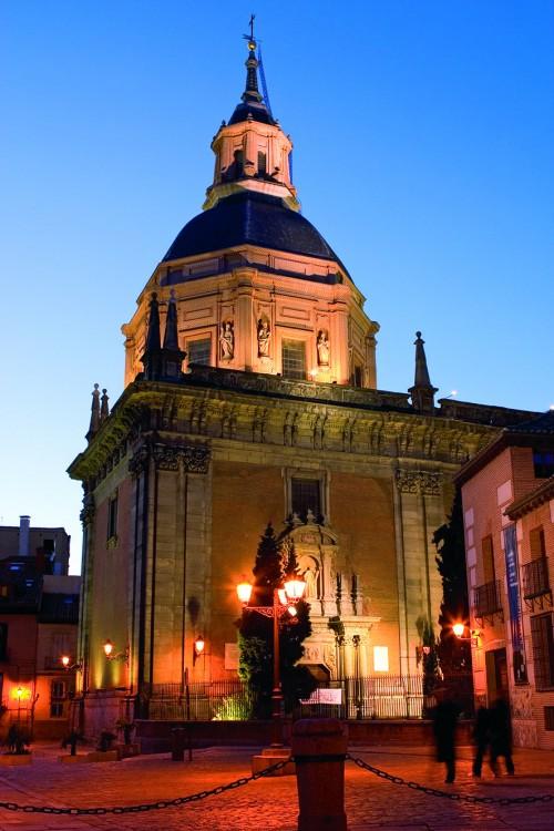 Iglesia de San Andrés, Madrid