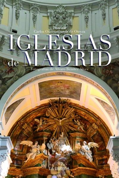 Nueva edición a la venta de 'Iglesias de Madrid'