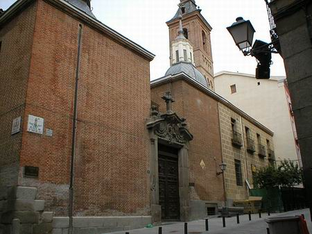 La Iglesia de San Nicolás de los Servitas