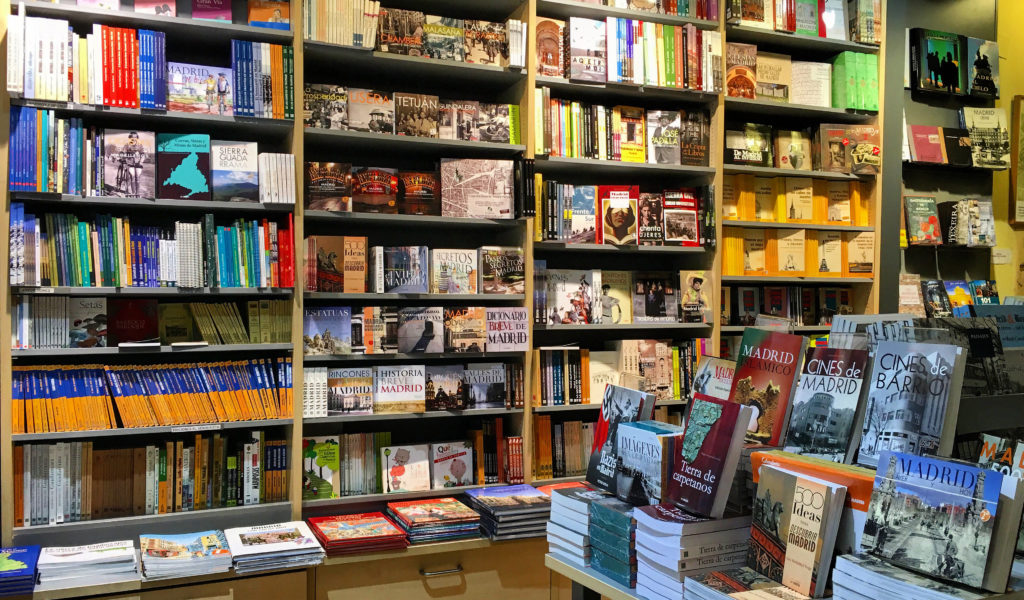 La Libreria, Madrid
