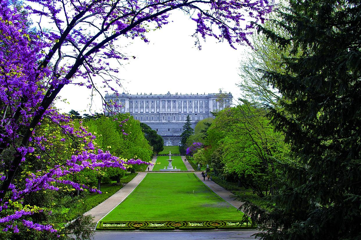 novedad descubre los parques y jardines de madrid