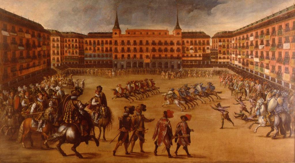 Madrid de Cervantes
