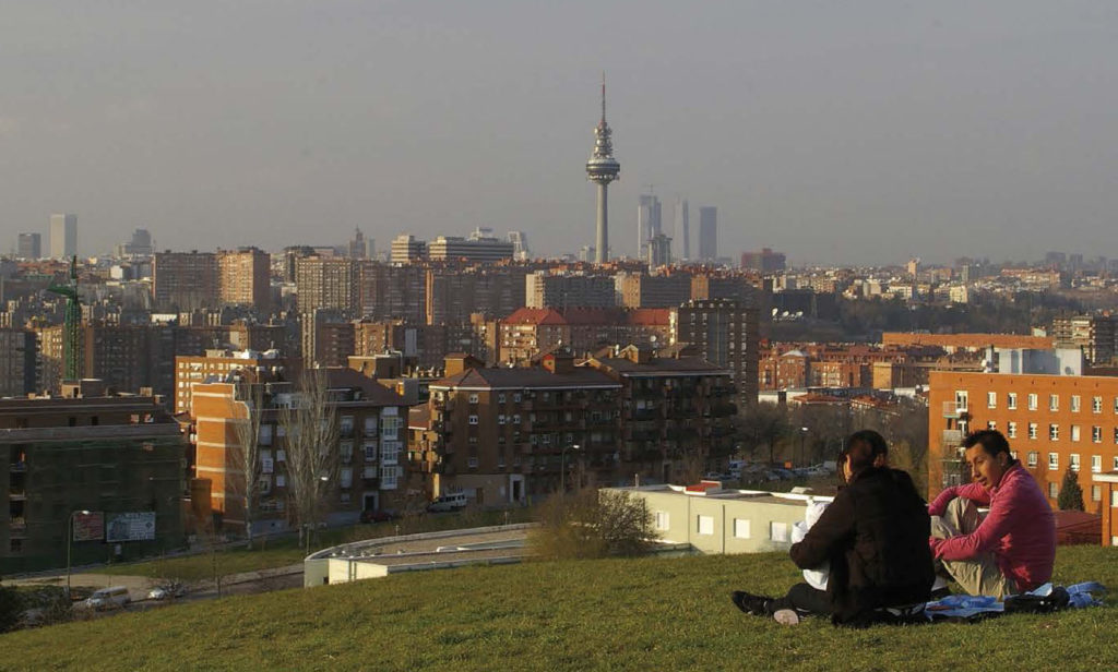 Descubre los parques y jardines de Madrid