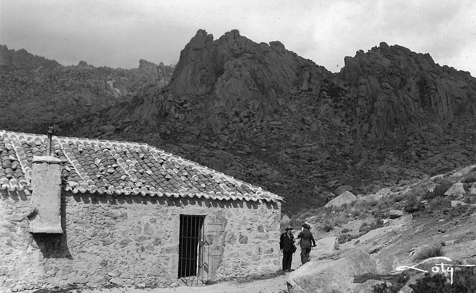 Refugio Giner de los Ríos