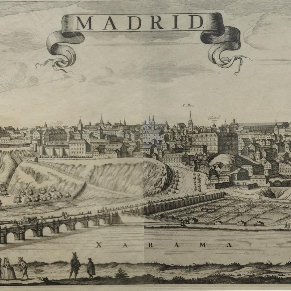 El Madrid de las justas y torneos