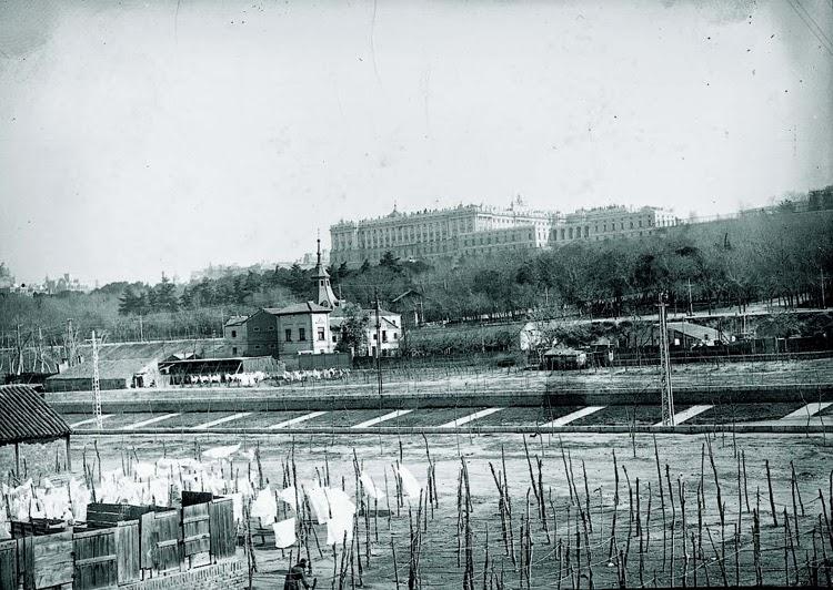 Vista de Madrid 1925