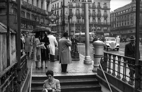 Urech, Puerta del Sol