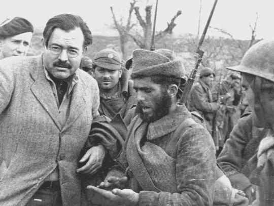 La guerra de Hemingway