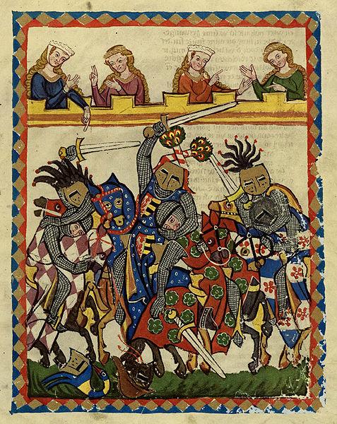 Fiestas de caballería