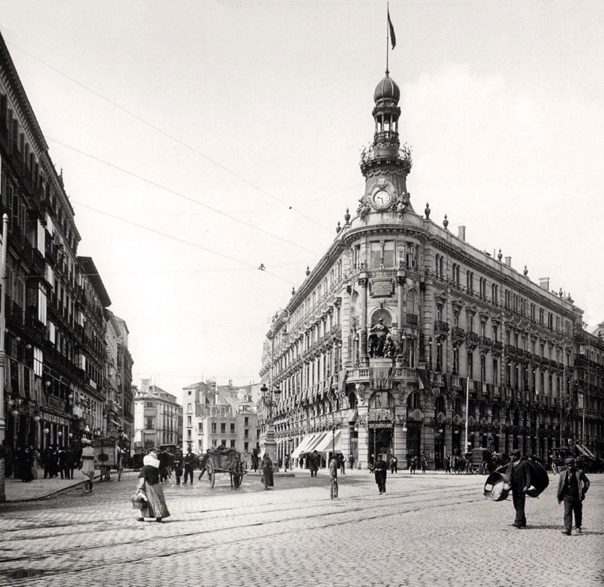 Video: Un paseo por el Madrid de 1910