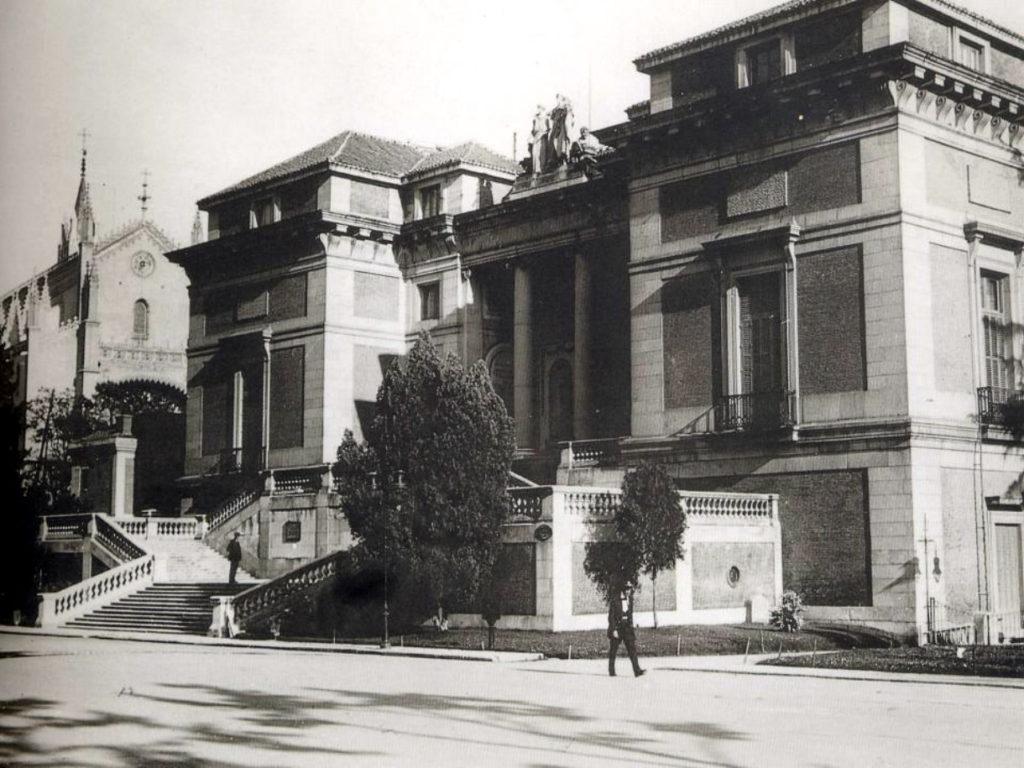 Museo del Prado en 1930