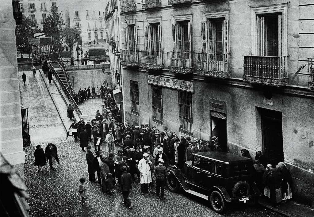 La foto de la semana: Premio de lotería en la Calle Escalinata