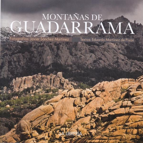 Libro Montañas de Guadarrama