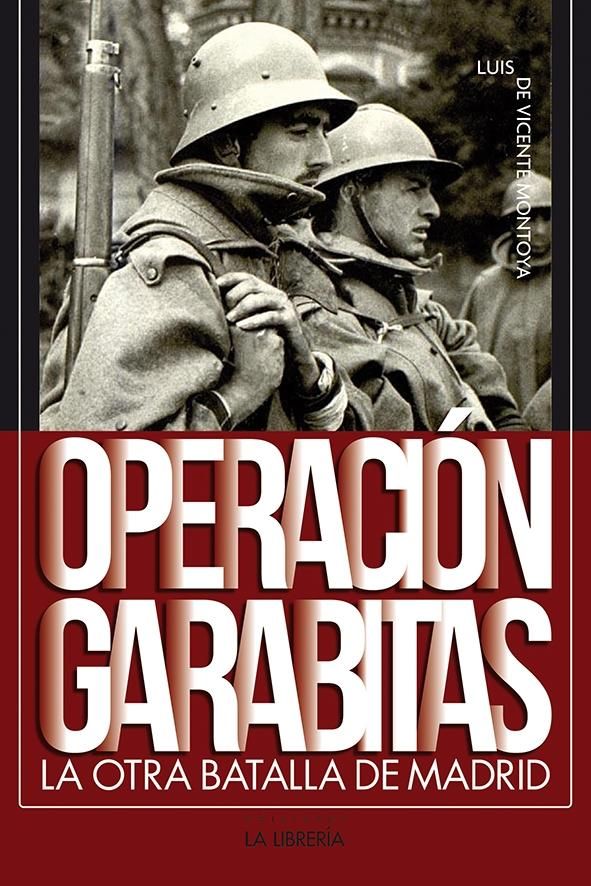 Libro Operación Garabitas
