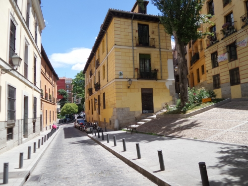 Plaza del Alamillo
