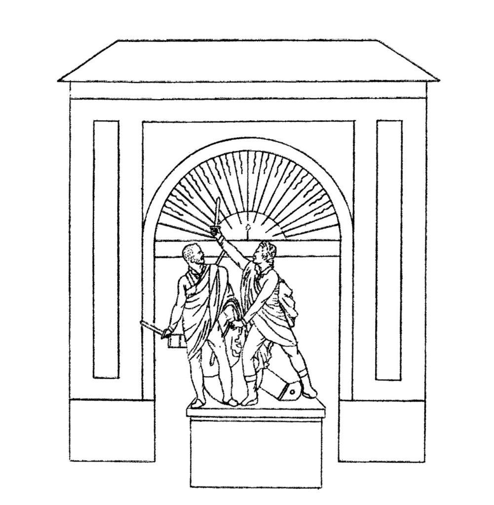 Libro Plaza del Dos de Mayo
