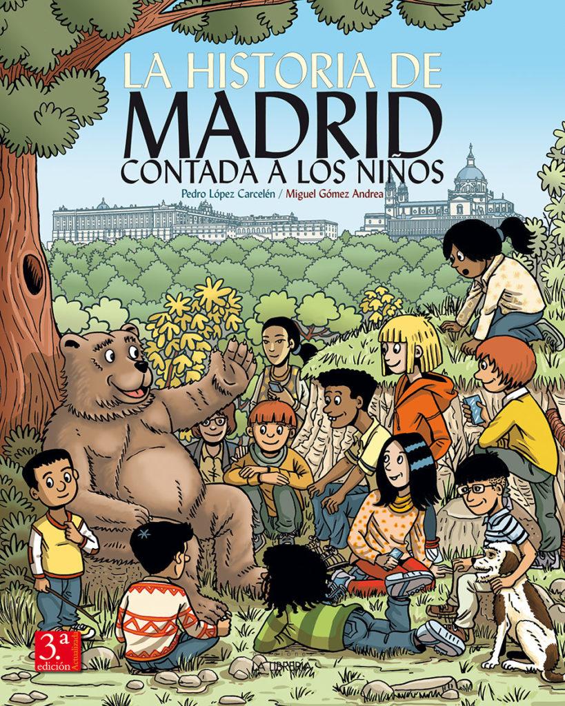Historia de Madrid contada a los niños