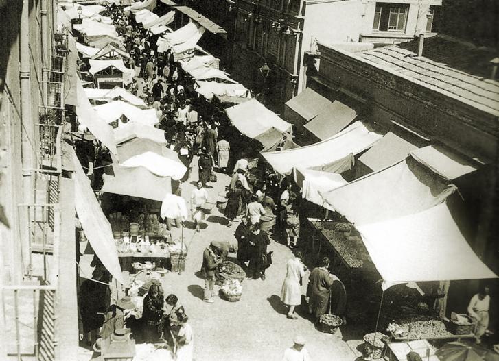 La foto de la semana: Mercado de Santa Isabel