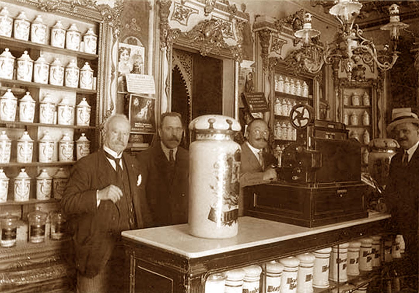 Novedad: Comercios históricos de Madrid