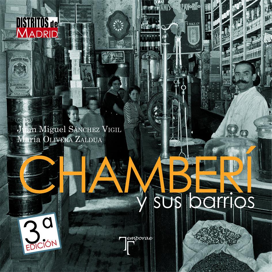 Recomendamos…'Chamberí y sus barrios'
