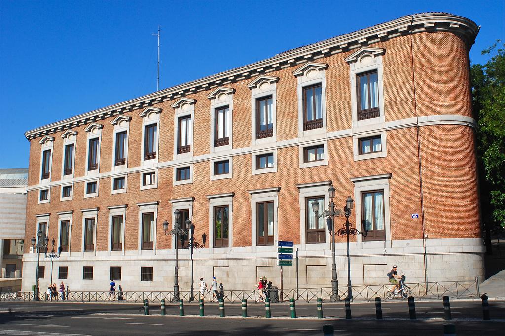 El Palacio de Godoy y su pasado