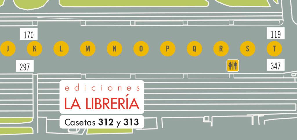 Feria del Libro de Madrid 2017, La Librería