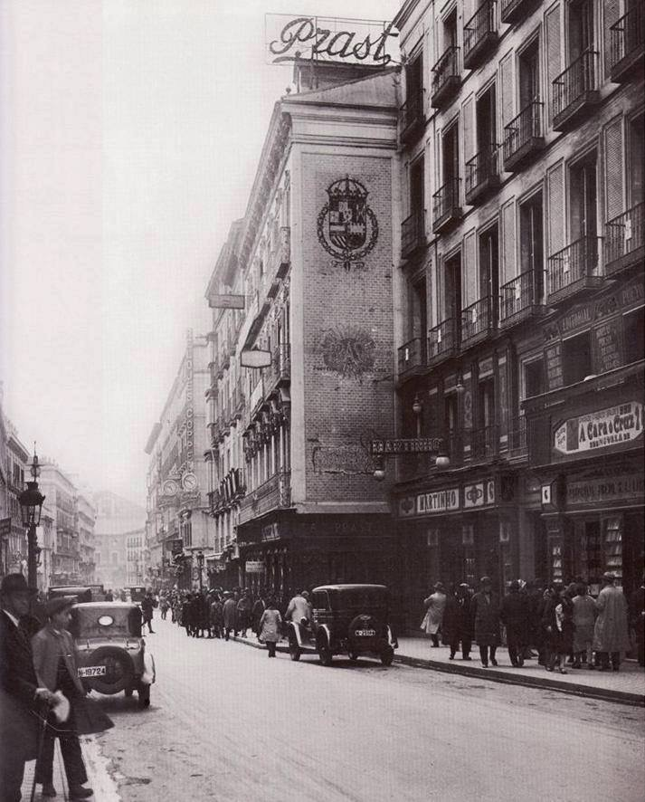 Calle Arenal 1930