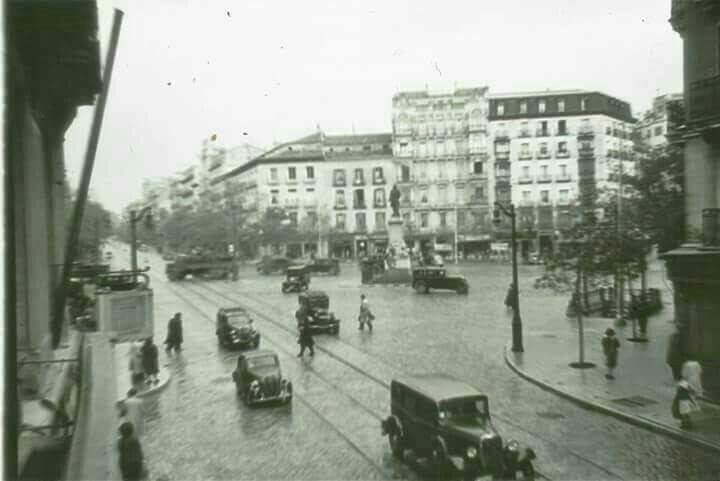 Plaza de Bilbao, 1951
