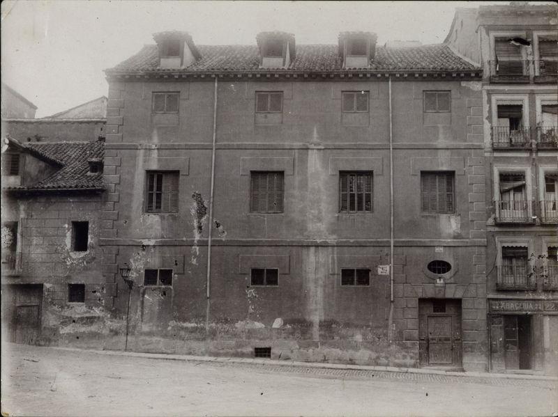 La Casa del Pecado Mortal, Madrid