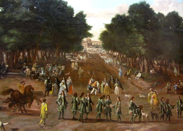 El Salón del Prado