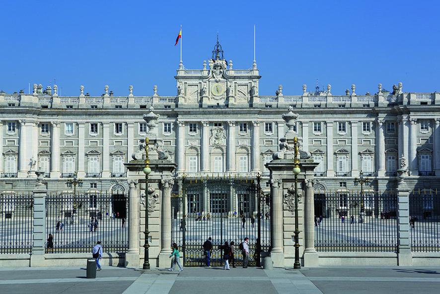 Arquitecturas de Madrid, barroco y neoclásico