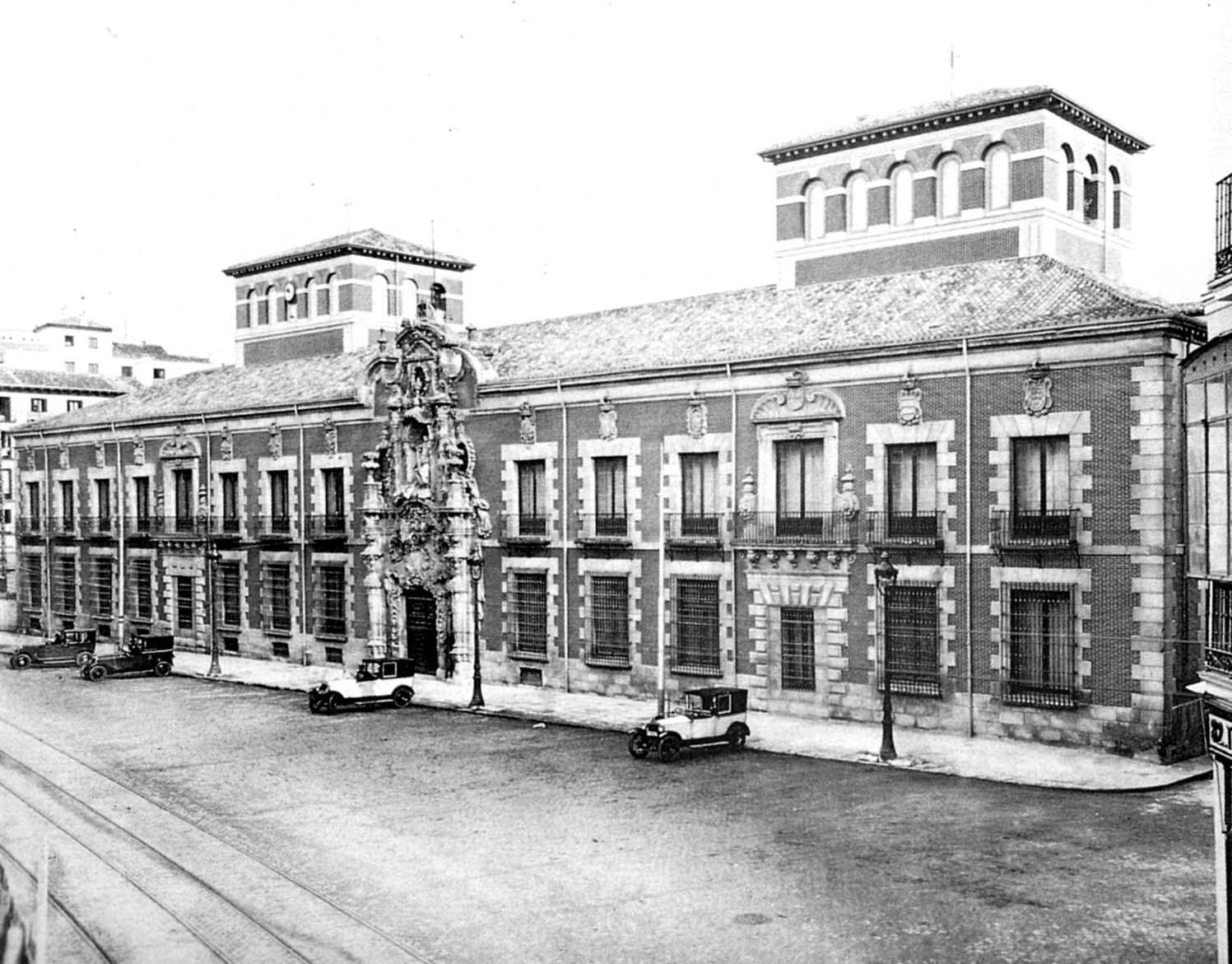 La foto de la semana: Hospicio en la Calle de Fuencarral (Años 30)