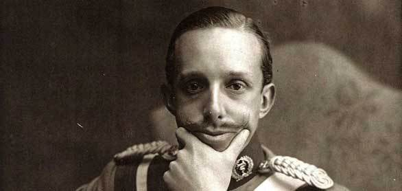 Rey Alfonso XIII