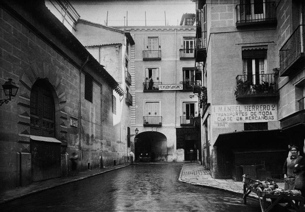 Arco de San Ginés, 1931.