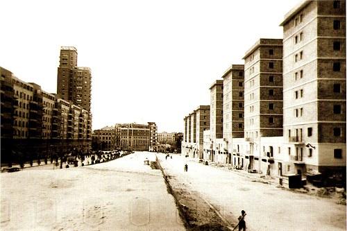 Avenida de América, 1954