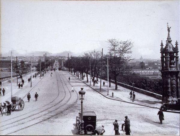 Puente de Toledo, 1930