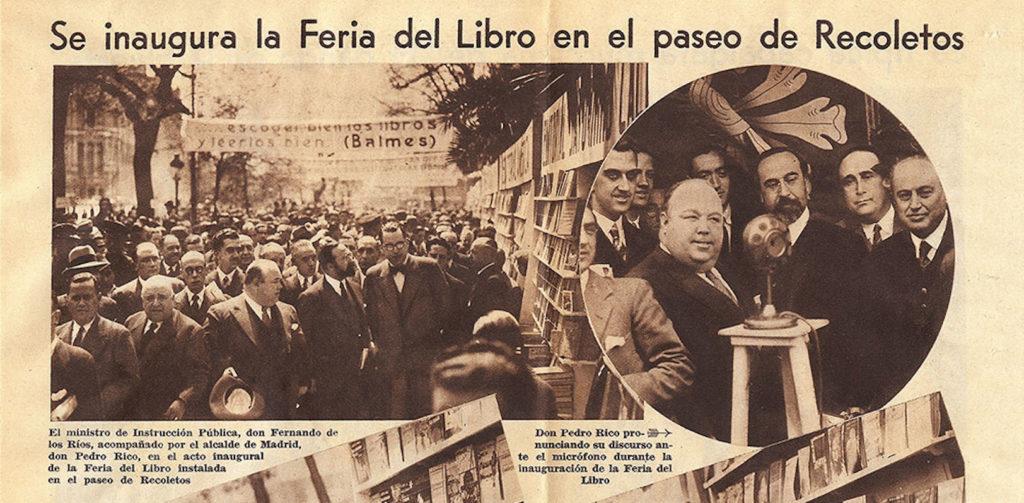 Feria del Libro de Madri