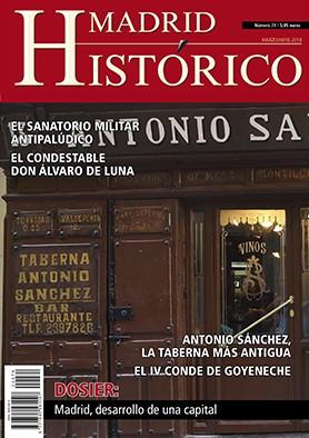 Revista Madrid Histórico (Nº 74) Digital
