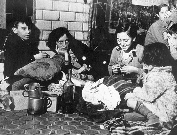 El hambre en Madrid durante la Guerra Civil