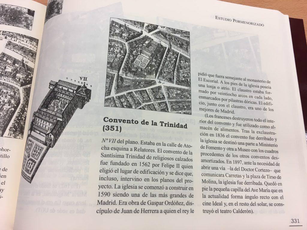 Guía del Plano de Texeira