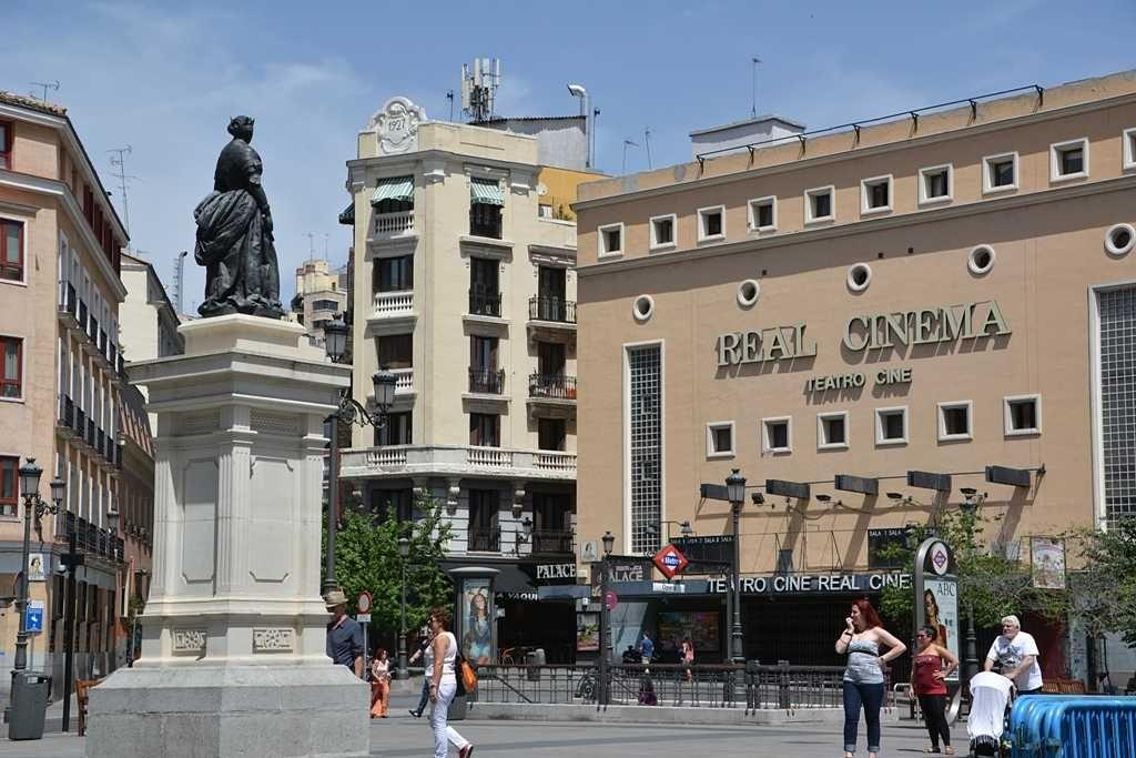 La Plaza de Ópera: pasado e historia