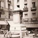 La foto de la semana: Plaza de Pontejos en 1947