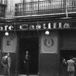 La foto de la semana: El Café Castilla (1940)