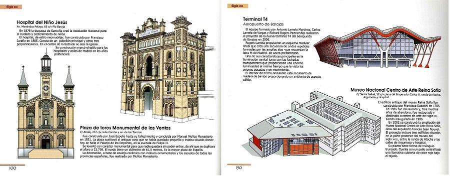 Madrid guía visual de la arquitectura