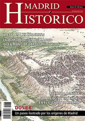 Revista Madrid Histórico (Nº 76) Papel